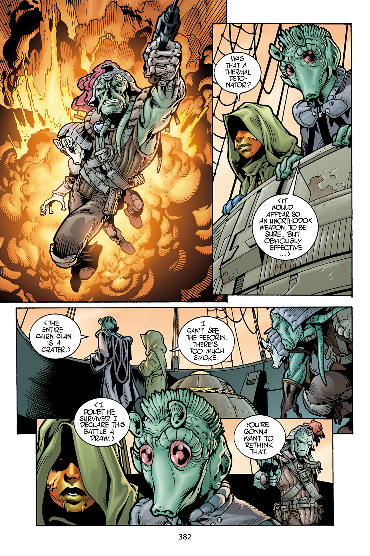 Read online Star Wars Omnibus comic -  Issue # Vol. 10 - 375