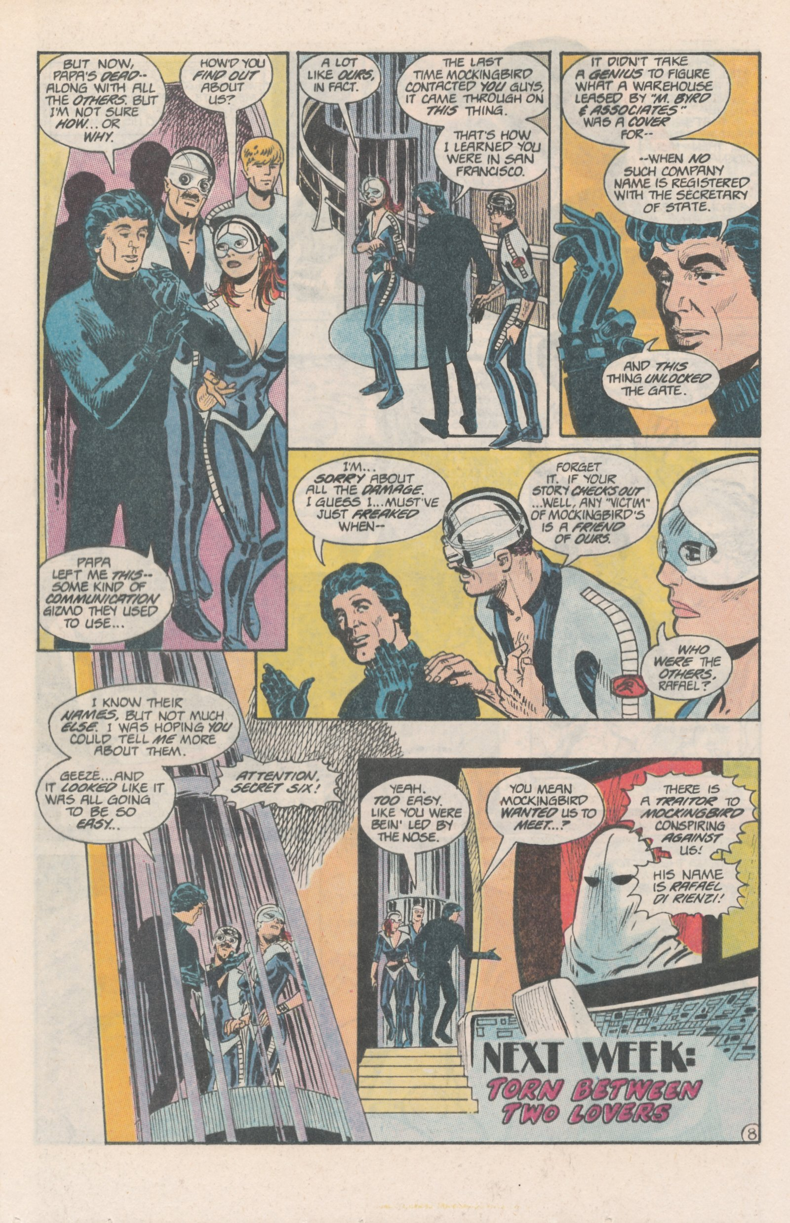 Read online Action Comics (1938) comic -  Issue #607 - 39
