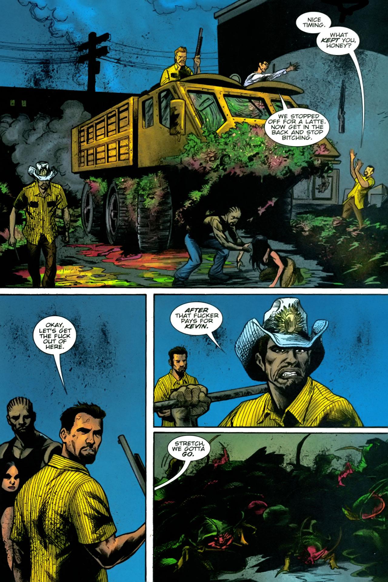 Read online The Exterminators comic -  Issue #23 - 17