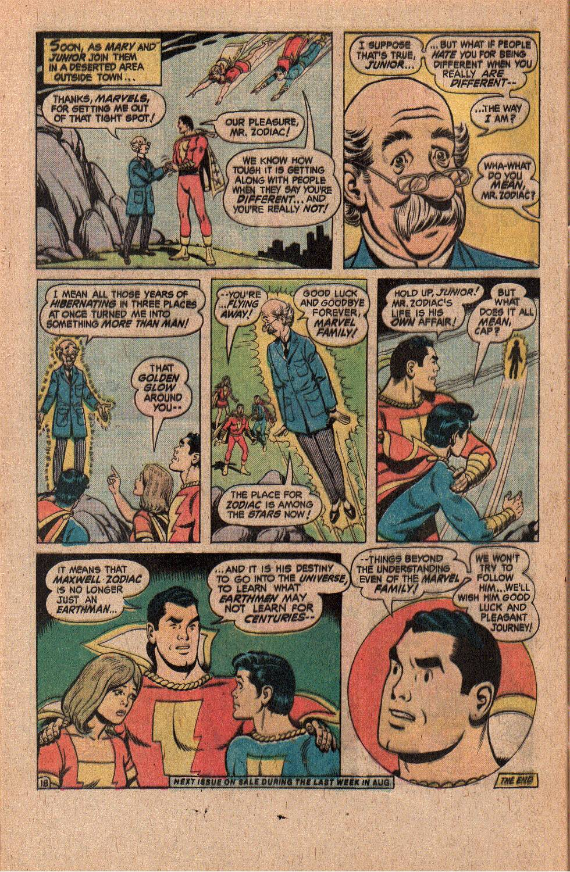 Read online Shazam! (1973) comic -  Issue #20 - 30