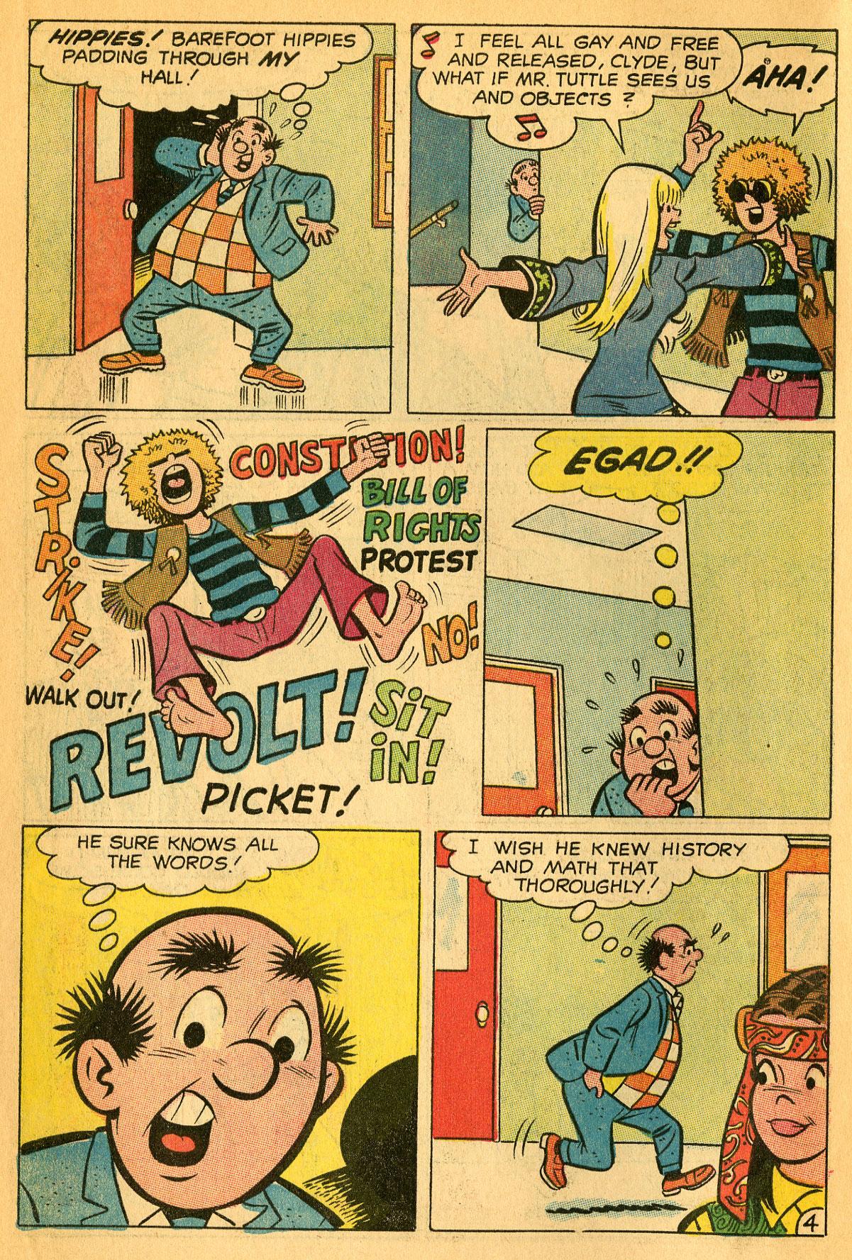 Read online She's Josie comic -  Issue #40 - 6