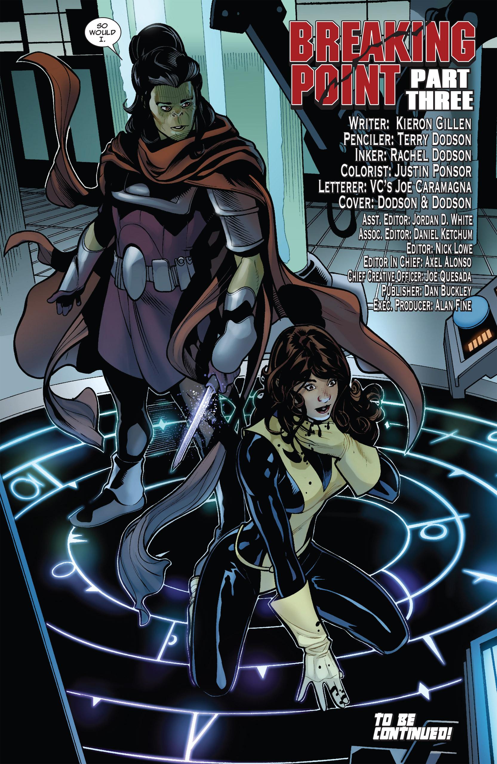 Read online Uncanny X-Men (1963) comic -  Issue #537 - 24