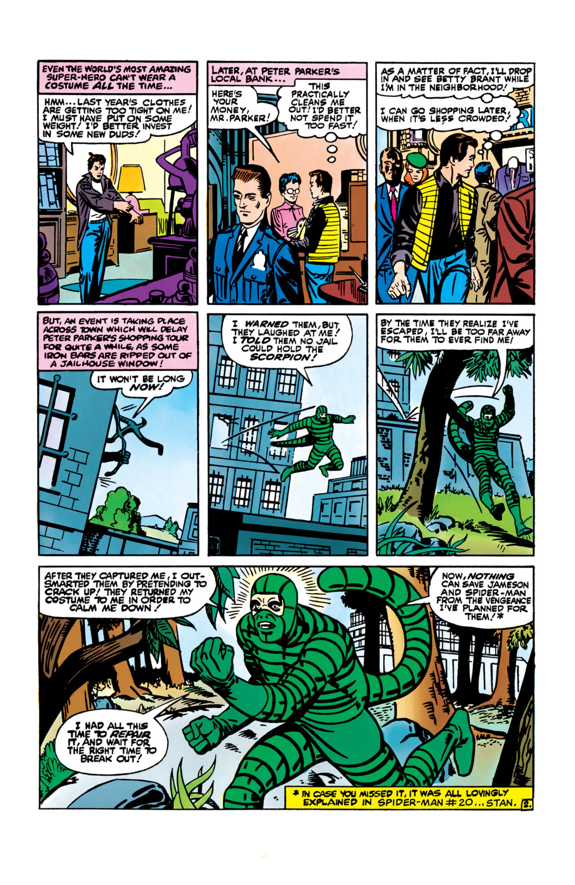 The Amazing Spider-Man (1963) 29 Page 2