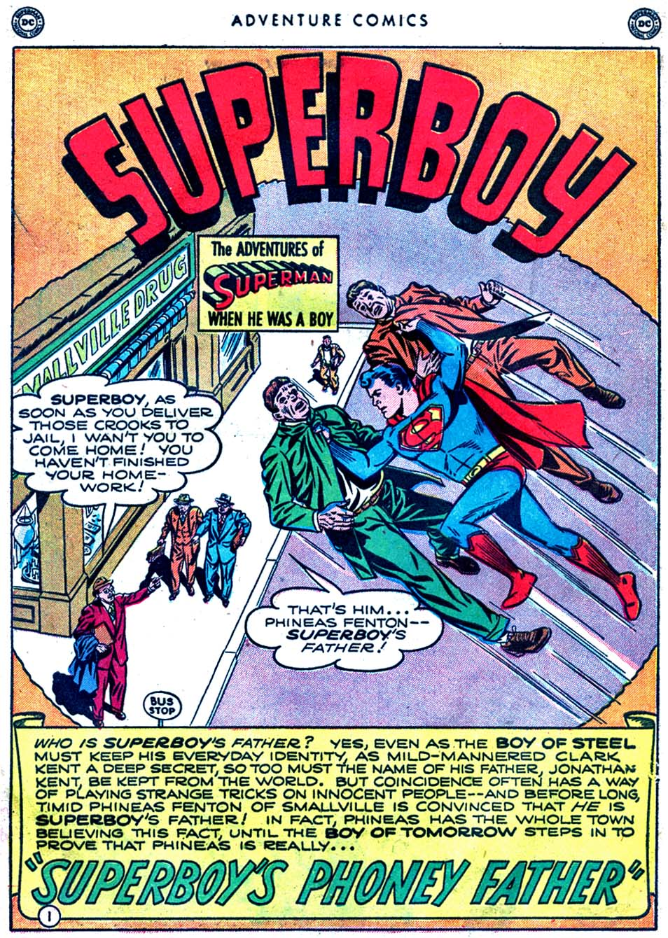 Read online Adventure Comics (1938) comic -  Issue #163 - 3