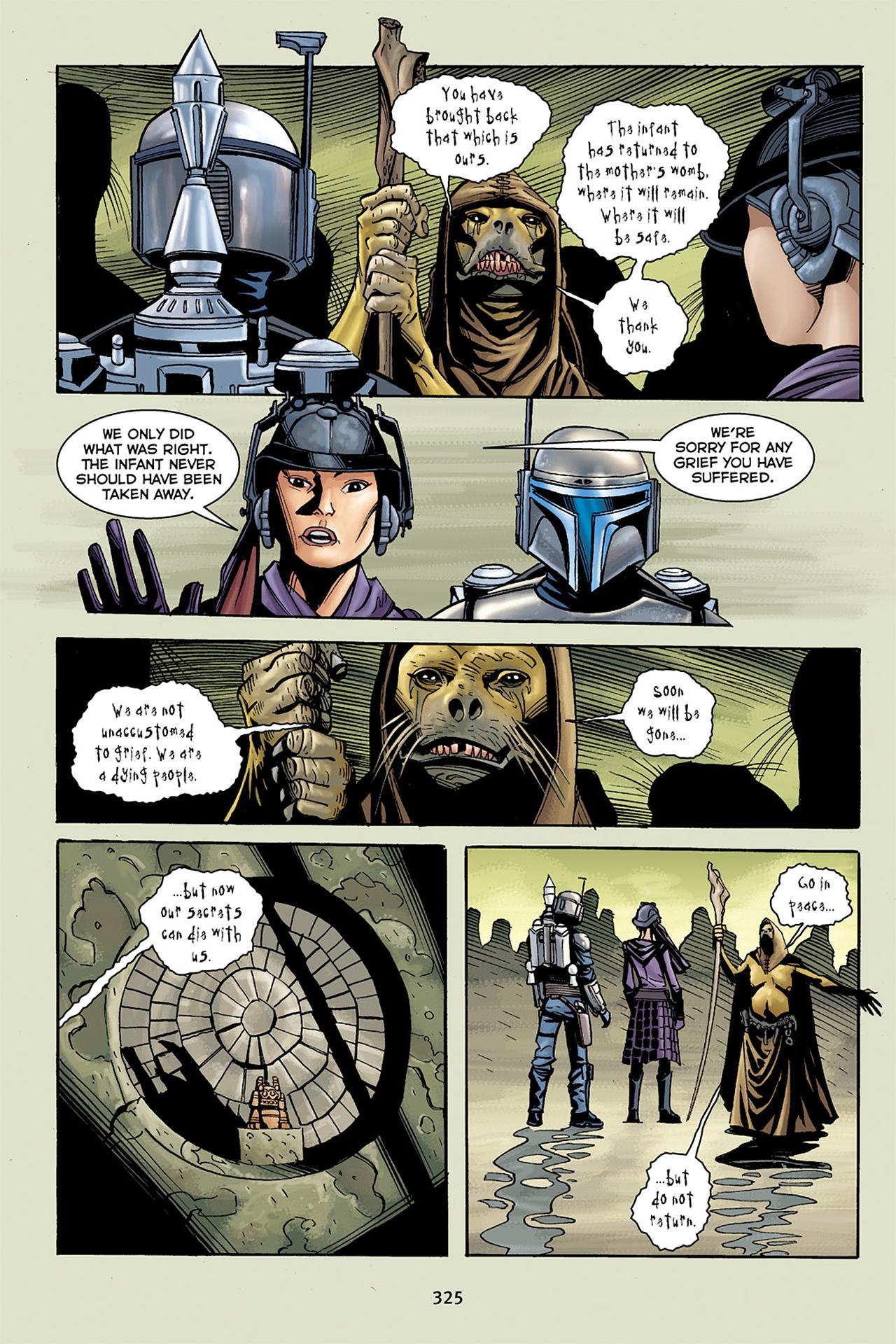 Read online Star Wars Omnibus comic -  Issue # Vol. 10 - 320