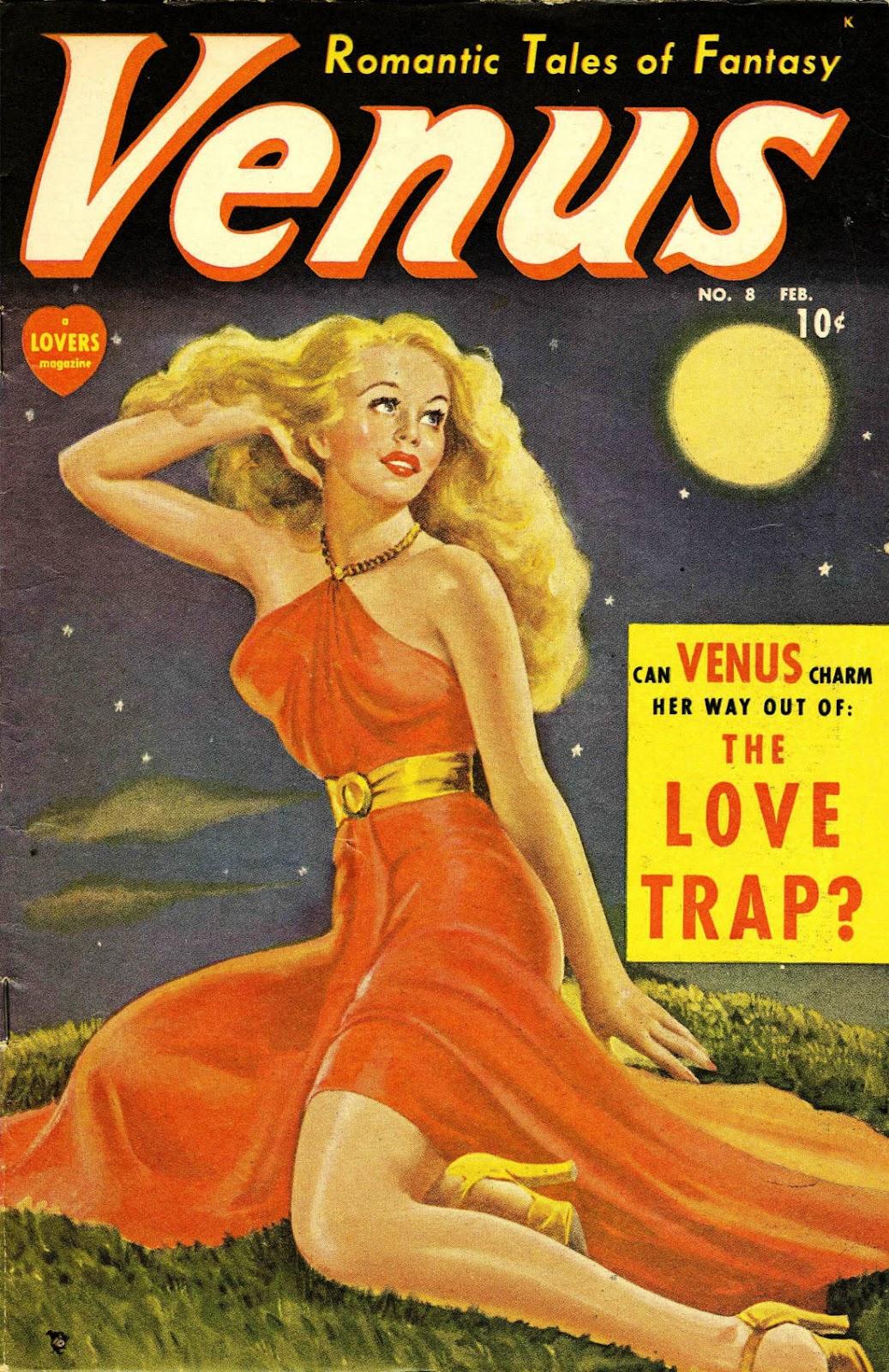 Venus (1948) issue 8 - Page 1