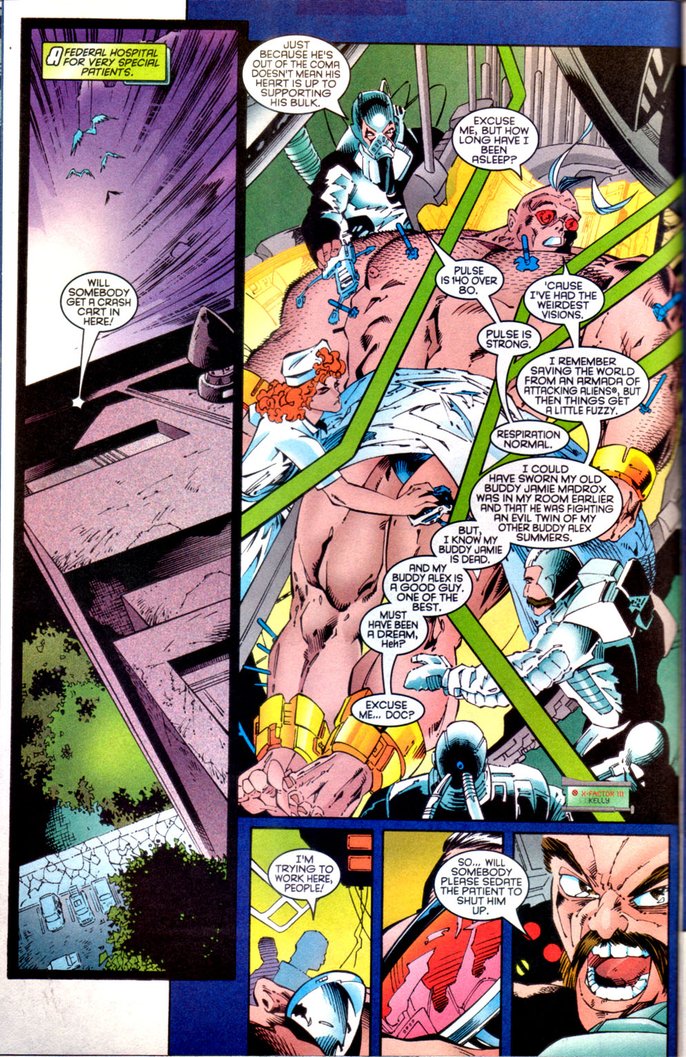 Read online X-Factor (1986) comic -  Issue #134 - 8
