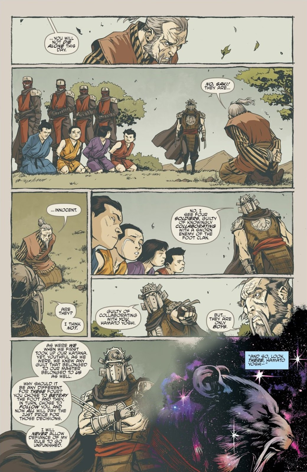 Read online Teenage Mutant Ninja Turtles: The IDW Collection comic -  Issue # TPB 6 (Part 3) - 44