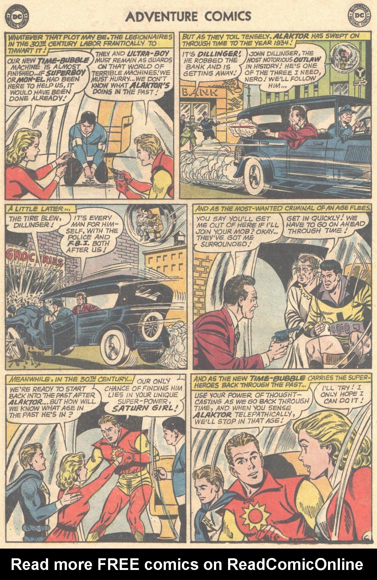 Read online Adventure Comics (1938) comic -  Issue #501 - 16