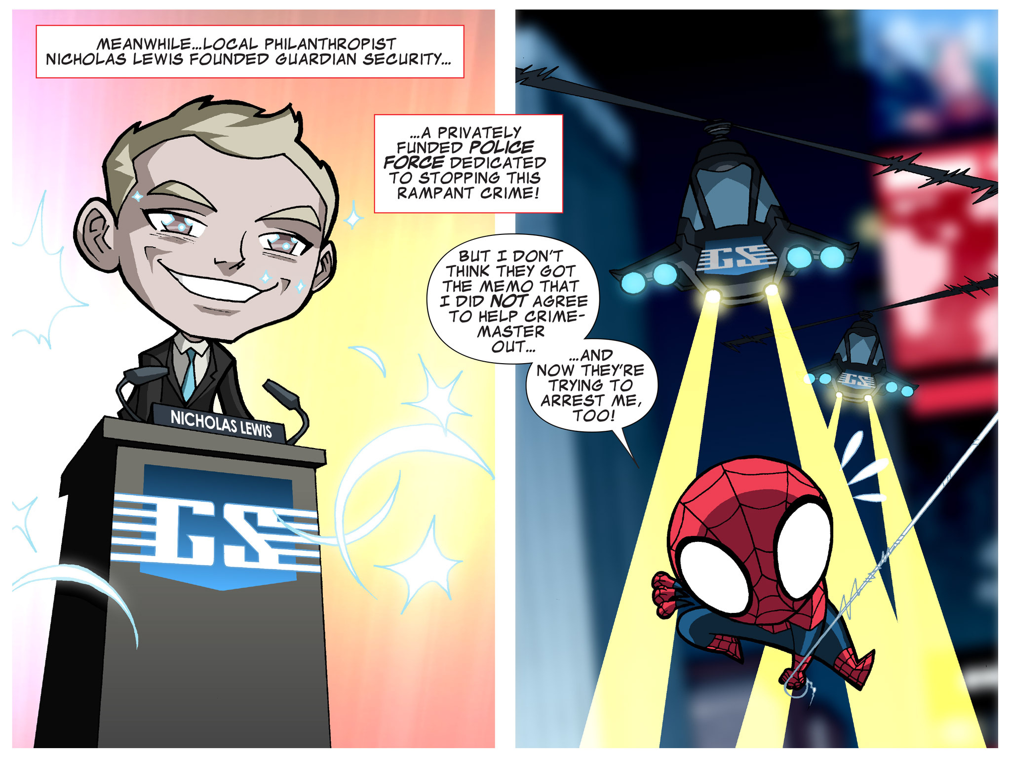 Read online Ultimate Spider-Man (Infinite Comics) (2015) comic -  Issue #17 - 10
