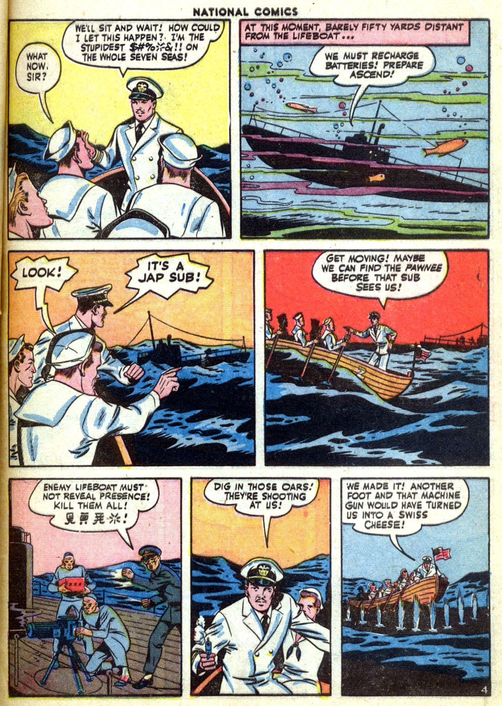 National Comics (1940) issue 47 - Page 55