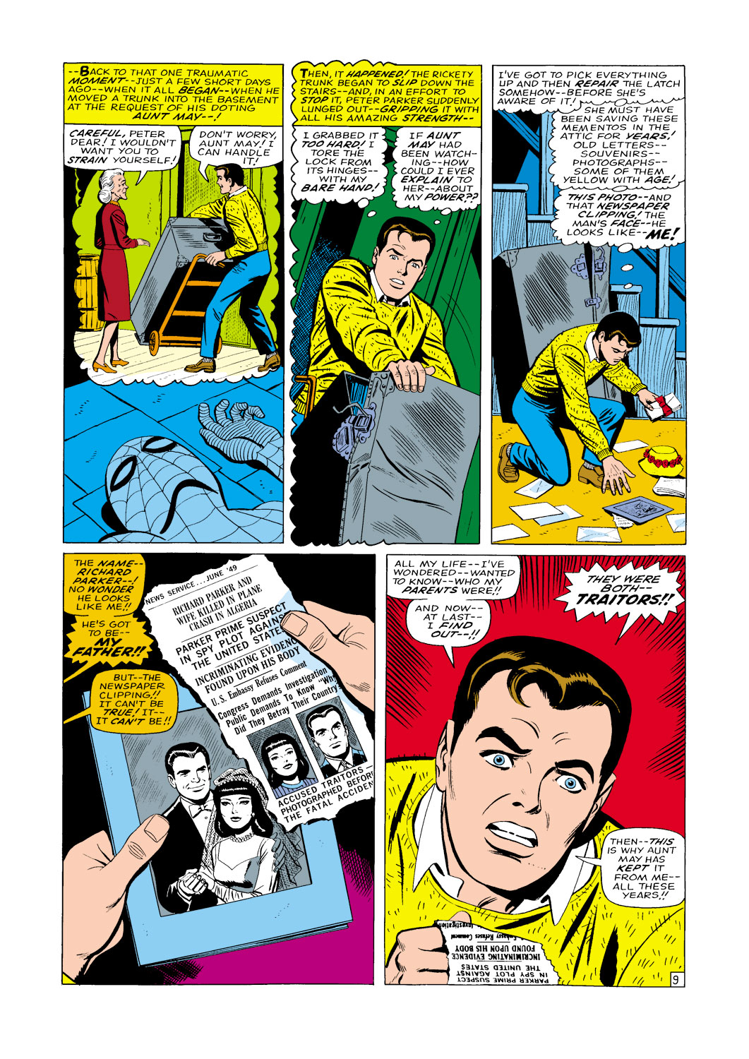 The Amazing Spider-Man (1963) _Annual_5 Page 9