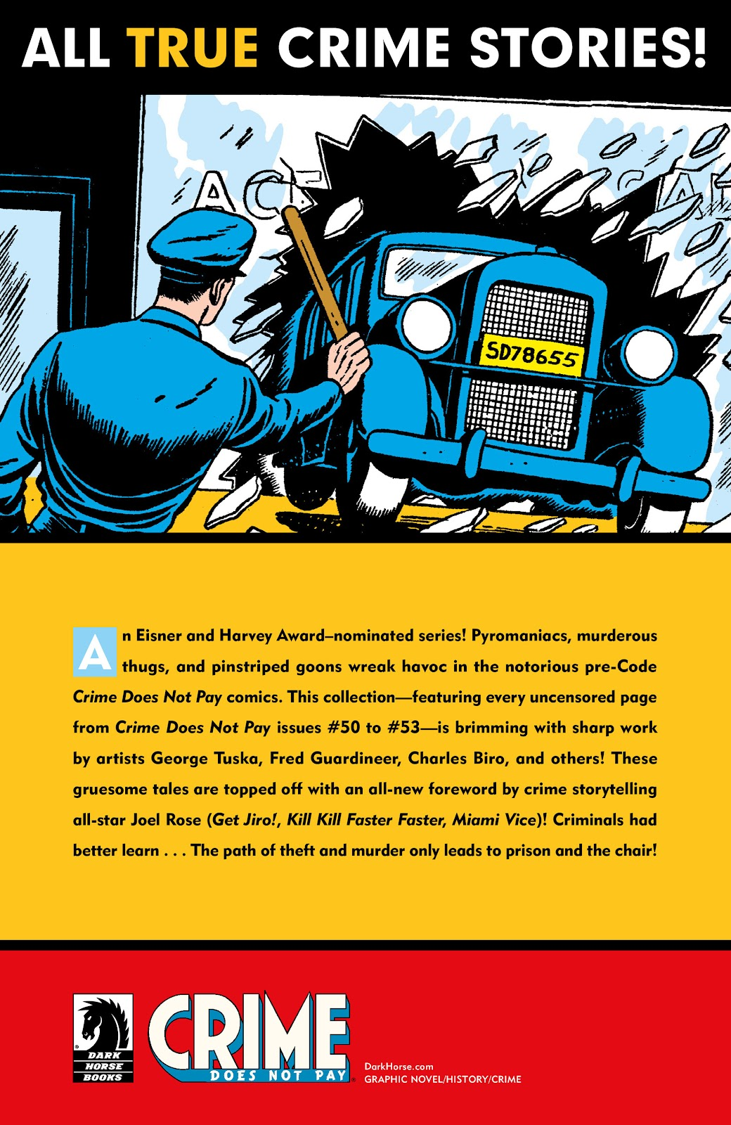 Read online Crime Does Not Pay Archives comic -  Issue # TPB 8 (Part 3) - 35