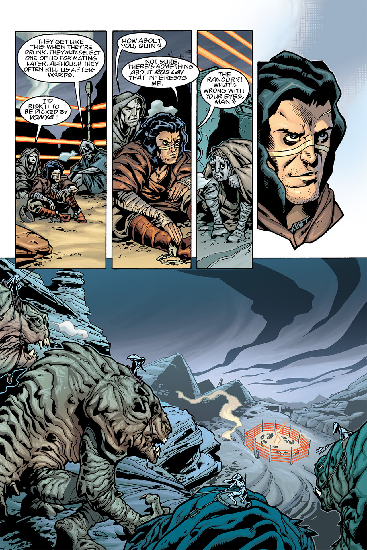 Read online Star Wars Omnibus comic -  Issue # Vol. 15 - 109