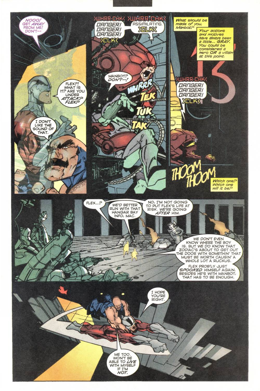 Read online Alpha Flight (1997) comic -  Issue #12 - 30