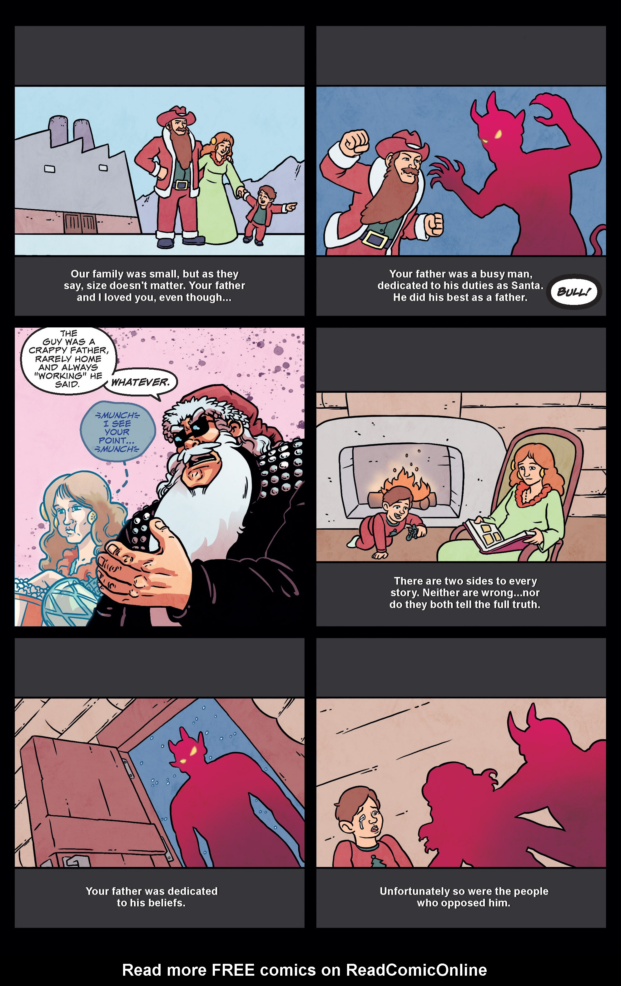 Read online Sleigher comic -  Issue #3 - 14