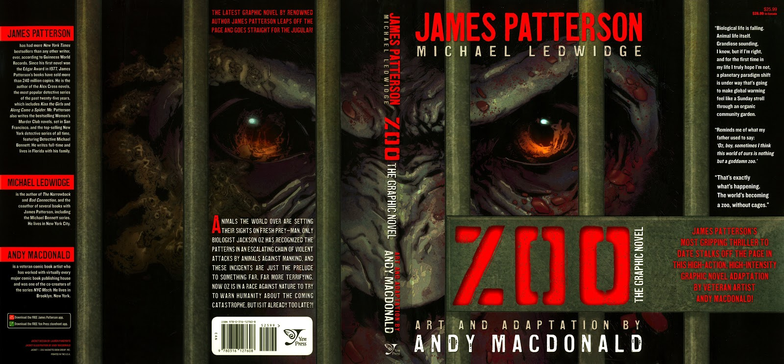 Zoo: The Graphic Novel TPB Page 1