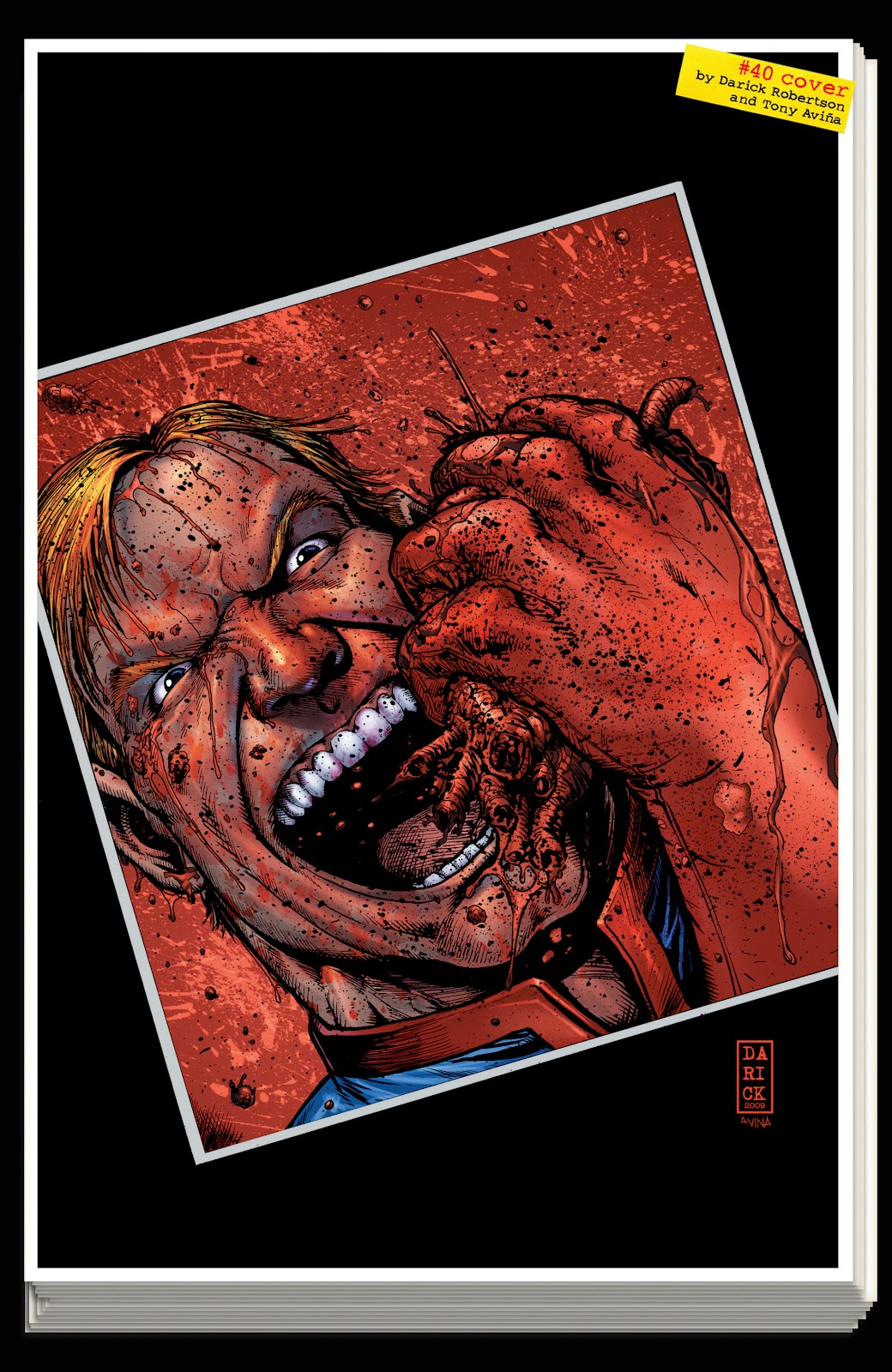 Read online The Boys Omnibus comic -  Issue # TPB 4 (Part 1) - 30