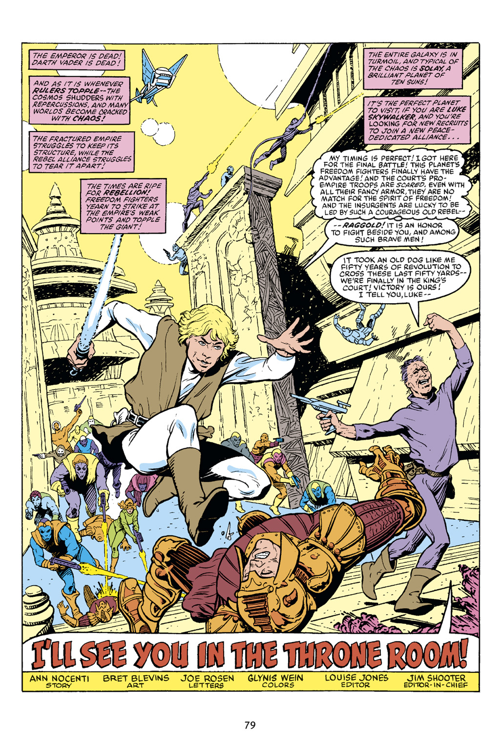 Read online Star Wars Omnibus comic -  Issue # Vol. 21 - 74