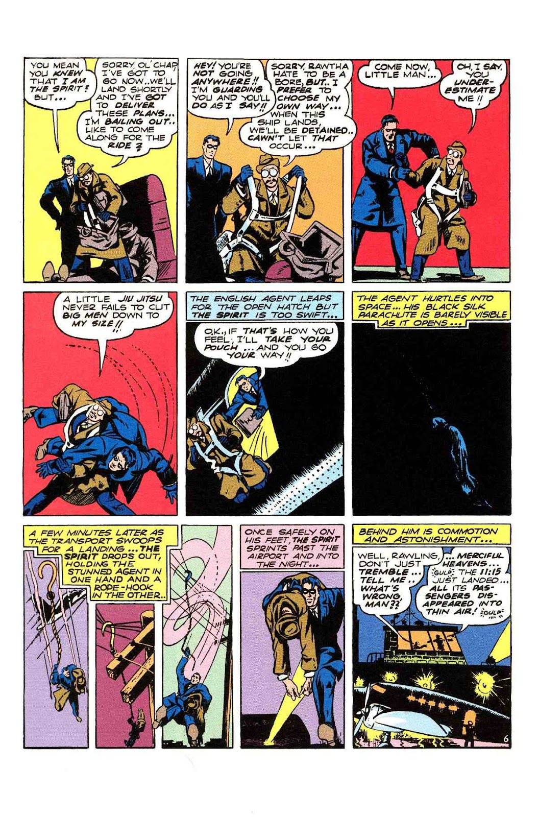 Read online Will Eisner's The Spirit Archives comic -  Issue # TPB 2 (Part 2) - 82