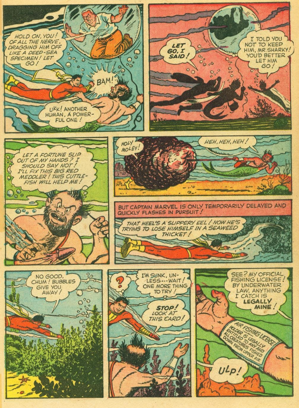 Captain Marvel Adventures issue 131 - Page 21