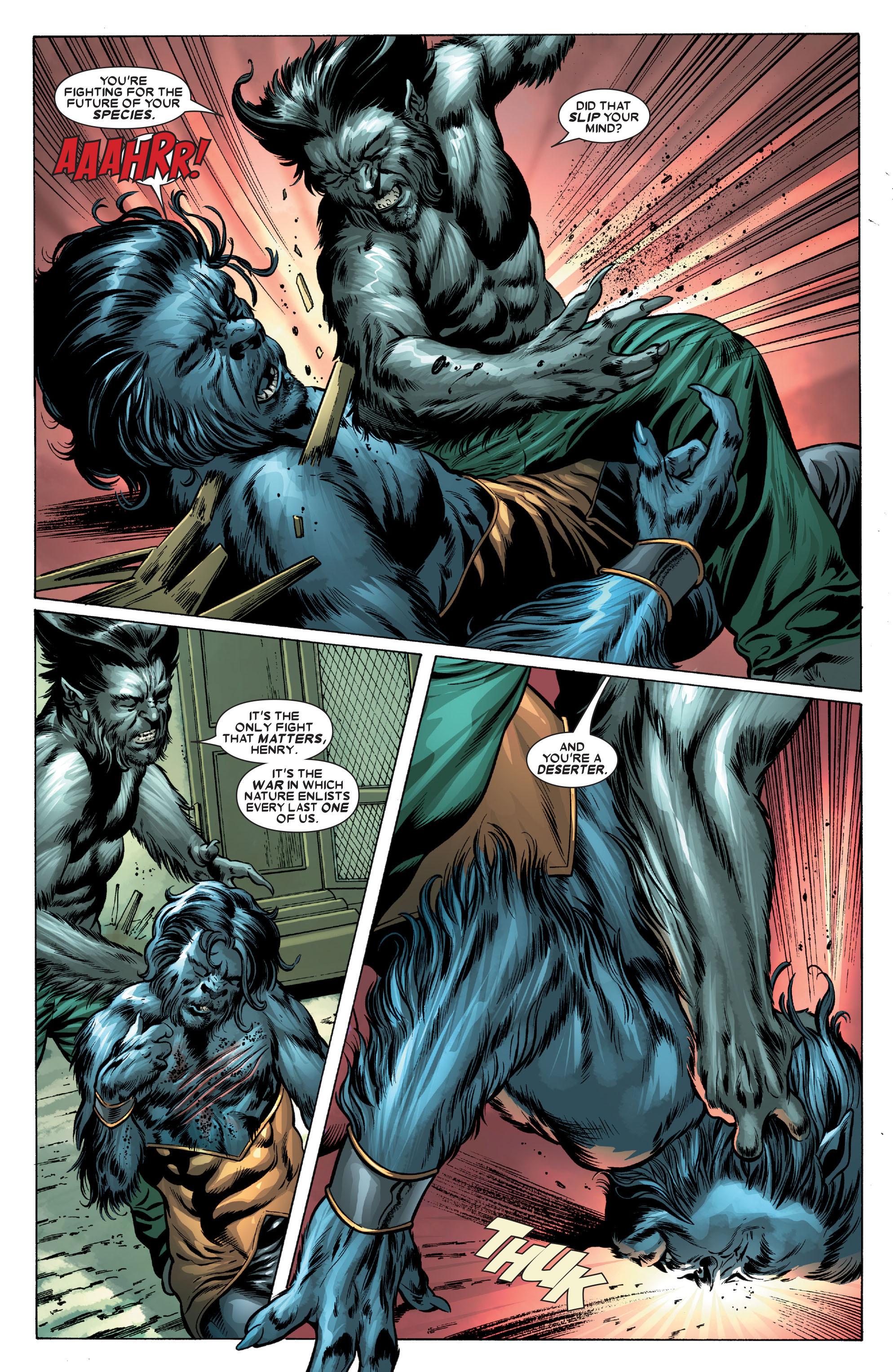 X-Men (1991) 203 Page 29