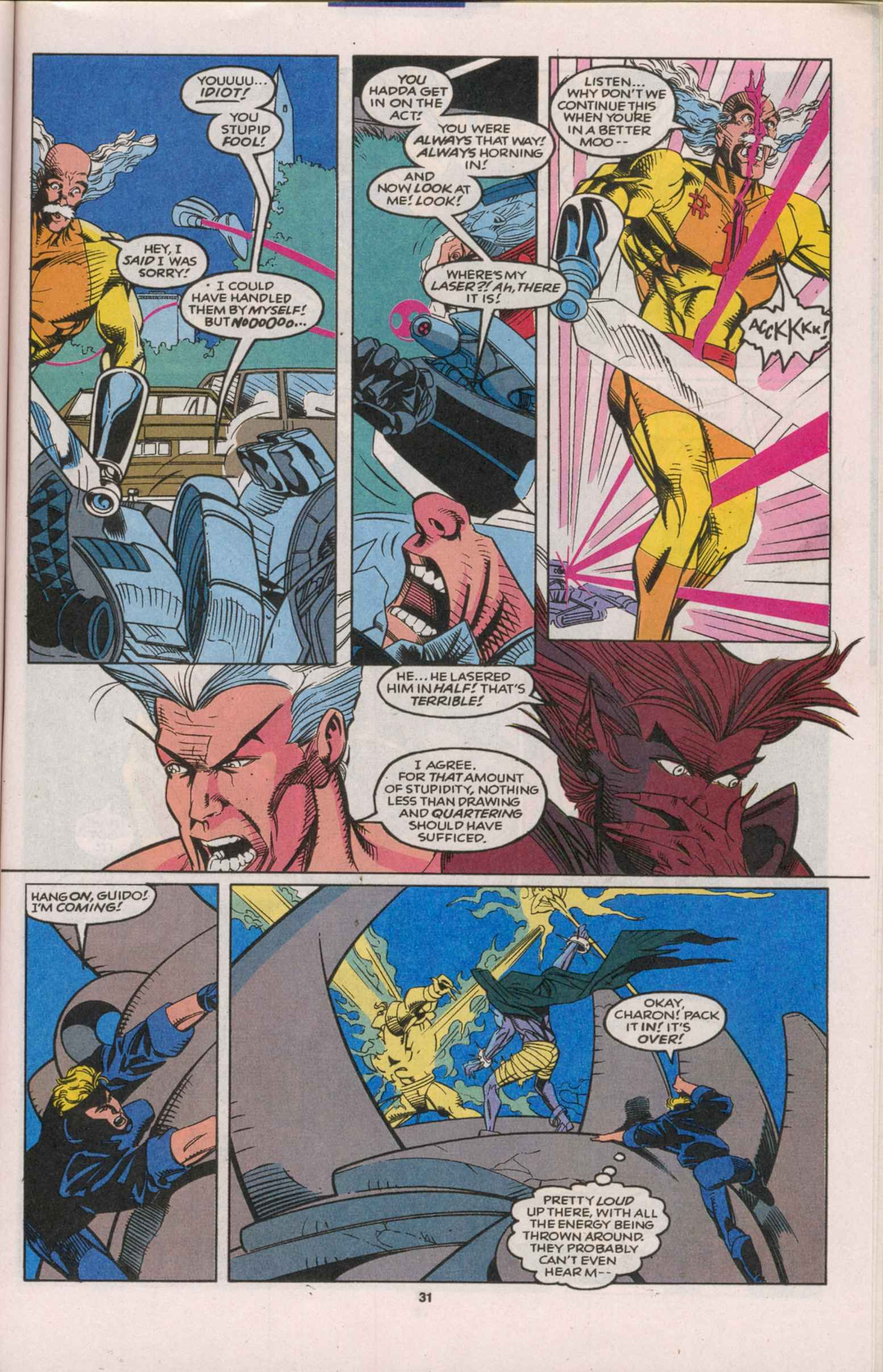 Read online X-Factor (1986) comic -  Issue # _ Annual 8 - 28