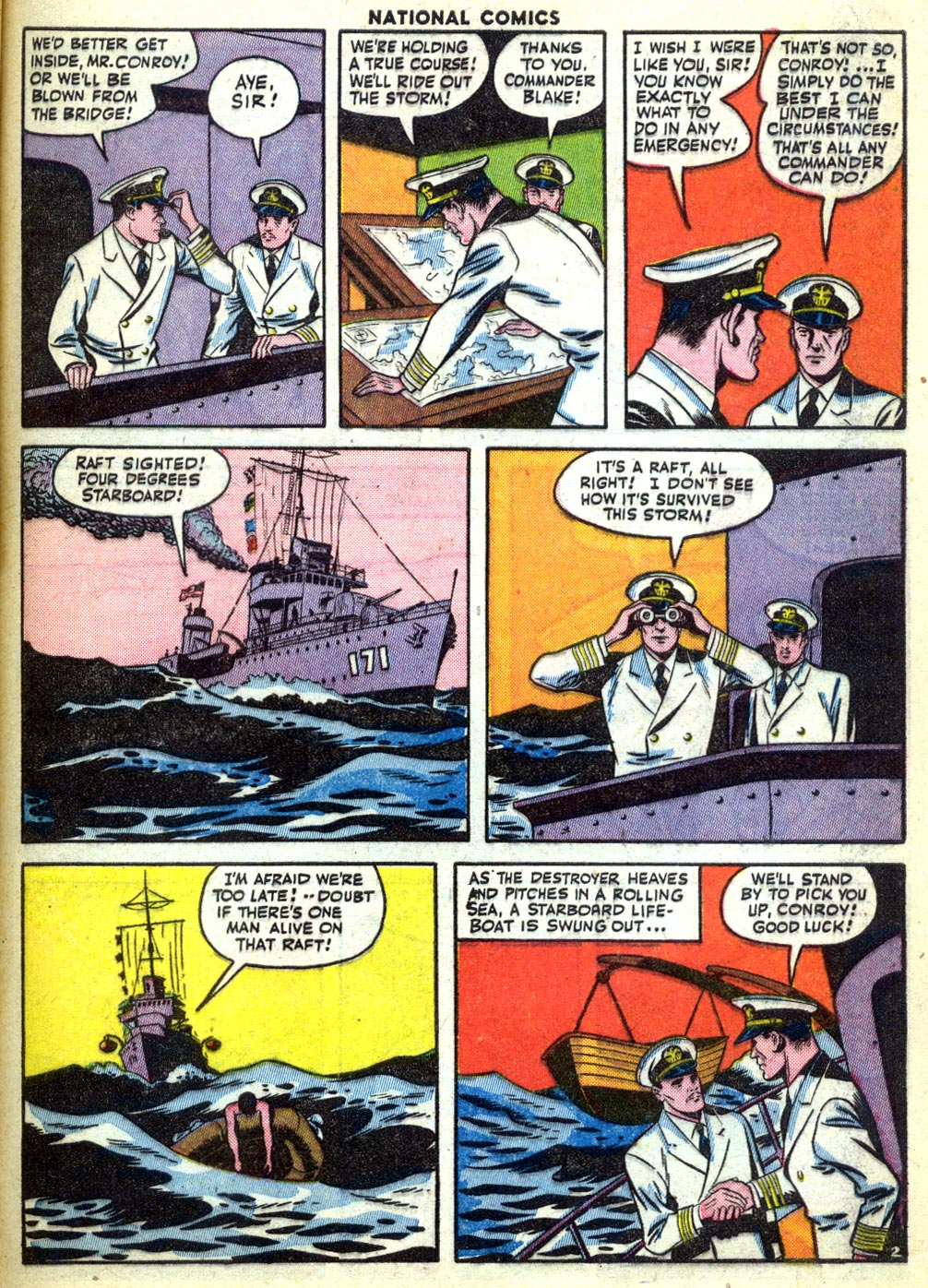 National Comics (1940) issue 47 - Page 53