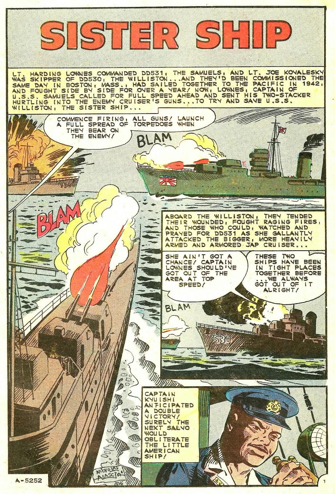 Read online Fightin' Navy comic -  Issue #125 - 15