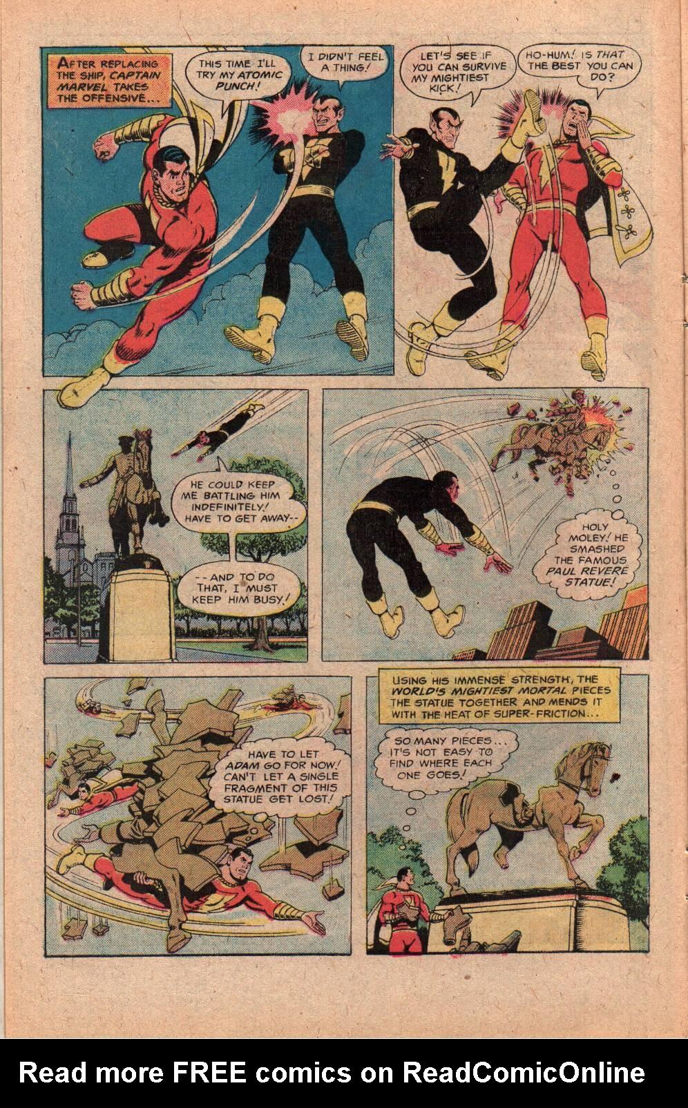 Read online Shazam! (1973) comic -  Issue #28 - 10