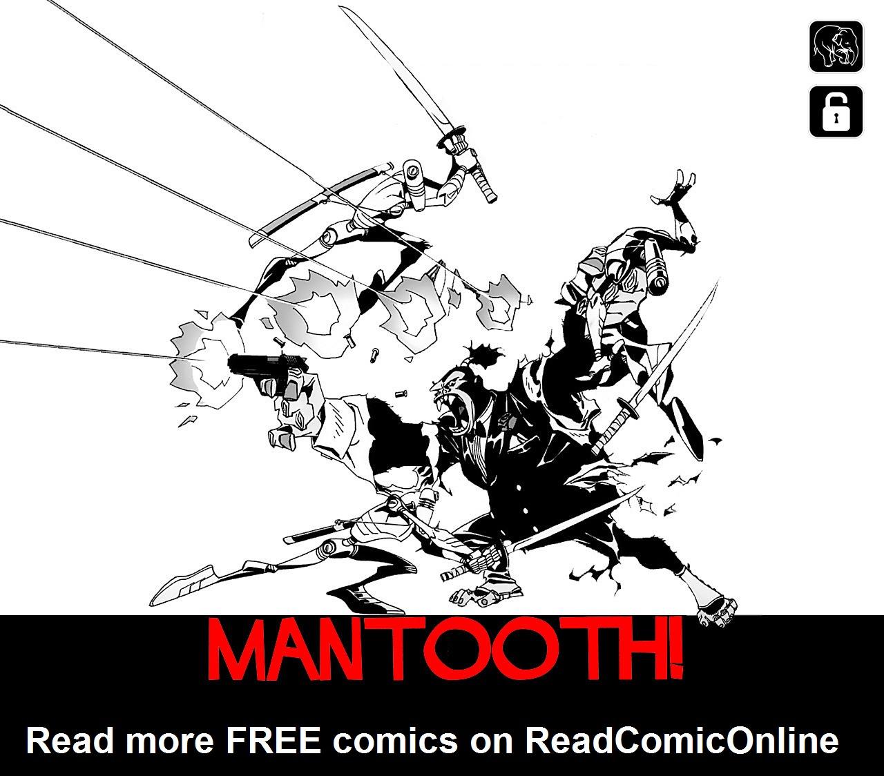 Read online Destroyer comic -  Issue #5 - 22