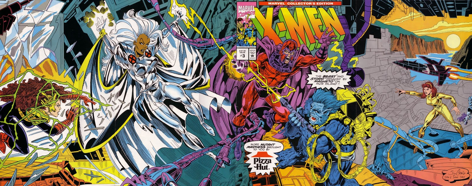 The X-Men Collectors Edition 3 Page 1