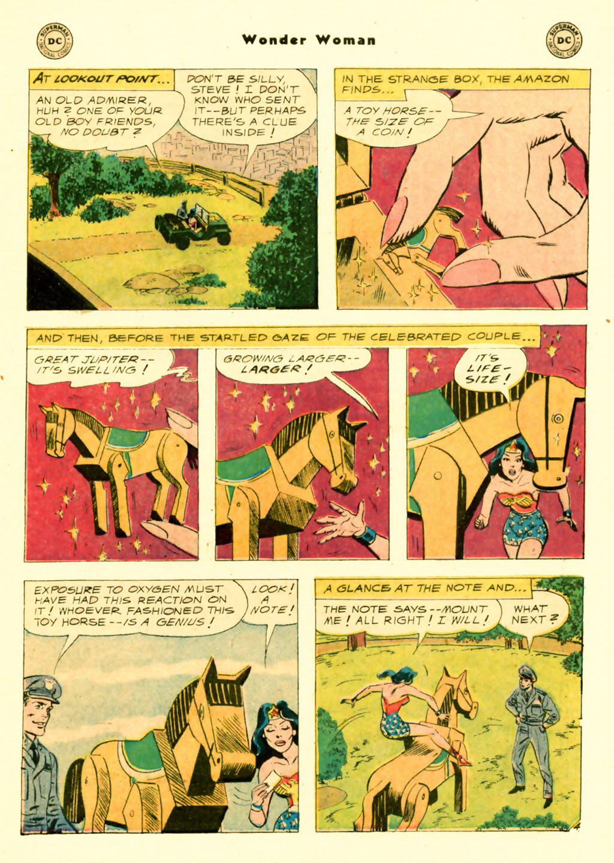 Read online Wonder Woman (1942) comic -  Issue #103 - 19