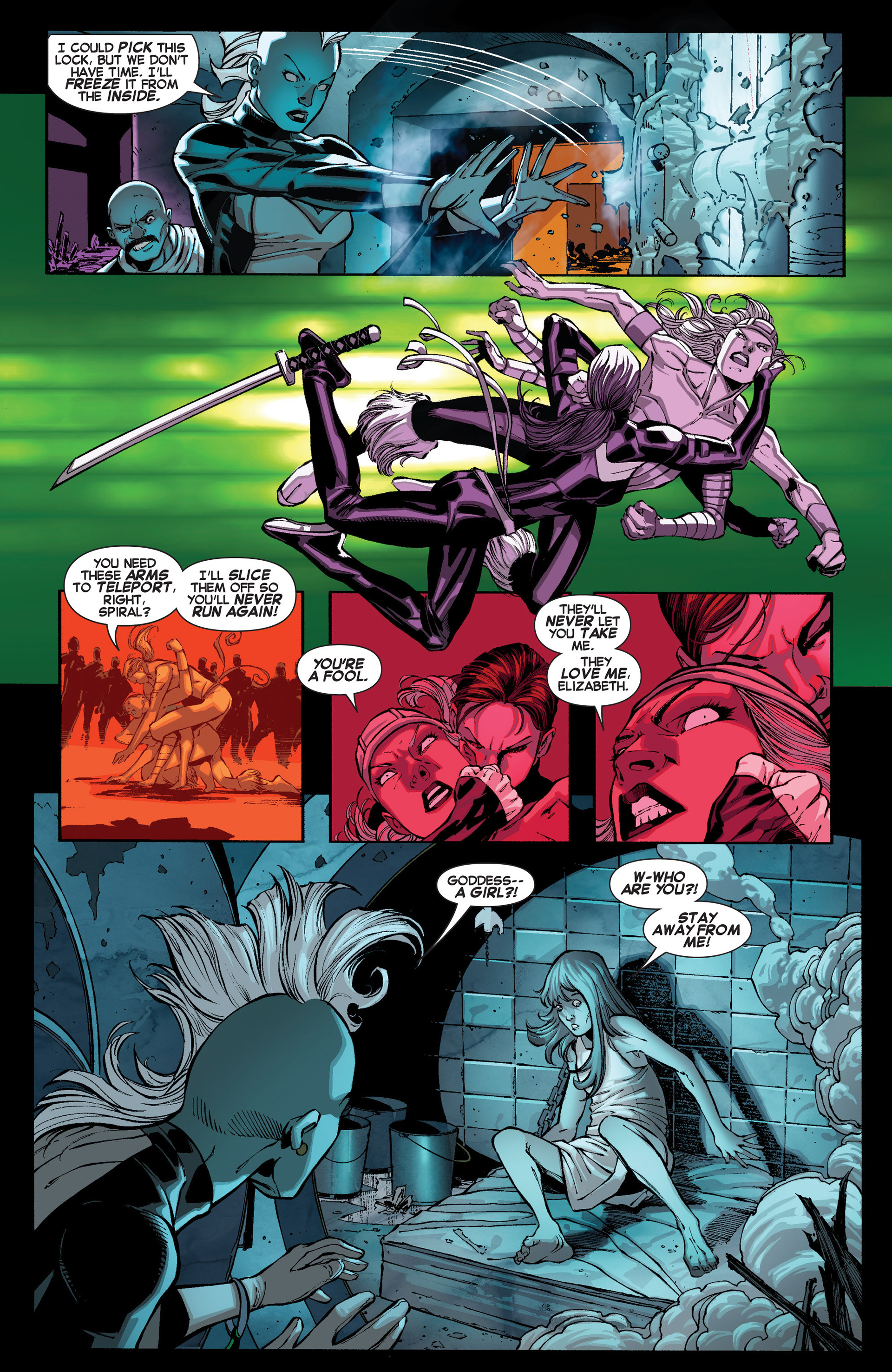 Read online Uncanny X-Force (2013) comic -  Issue #1 - 15