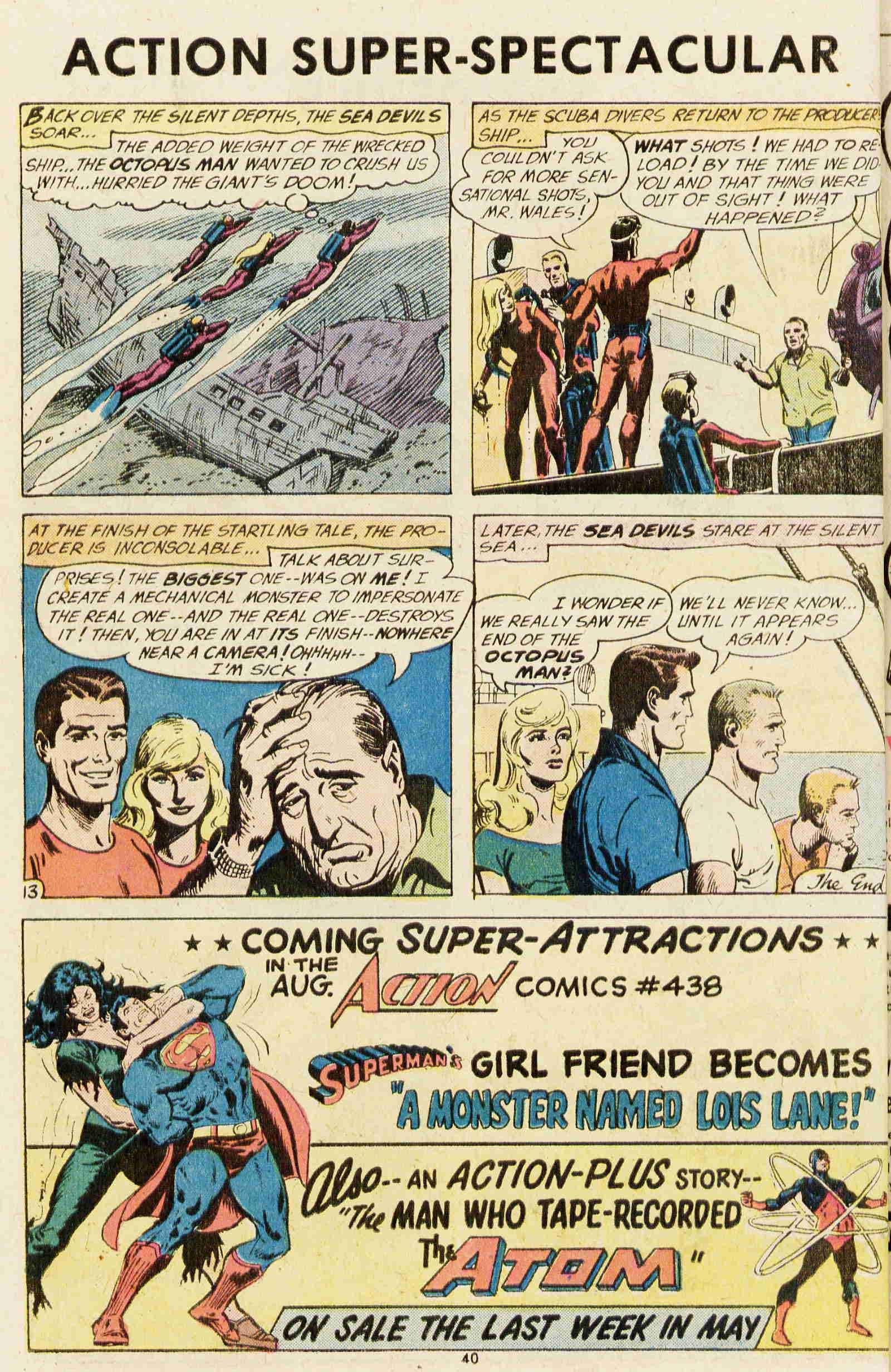 Action Comics (1938) 437 Page 36