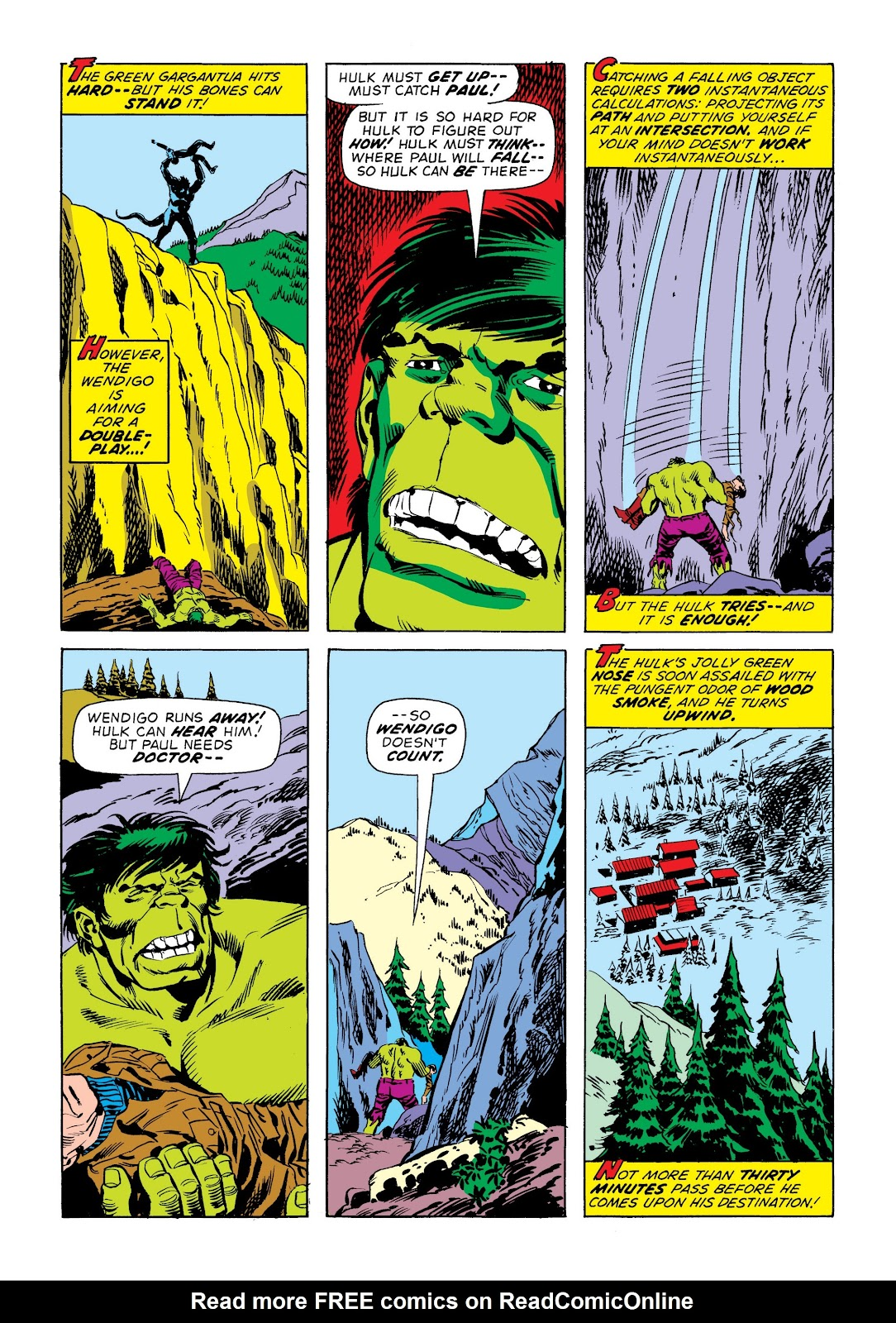 Read online Marvel Masterworks: The Incredible Hulk comic -  Issue # TPB 9 (Part 2) - 26