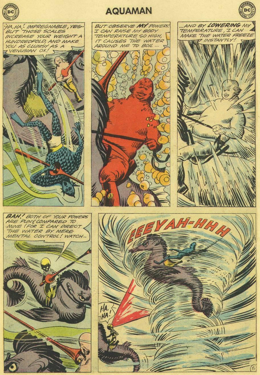 Read online Aquaman (1962) comic -  Issue #12 - 23