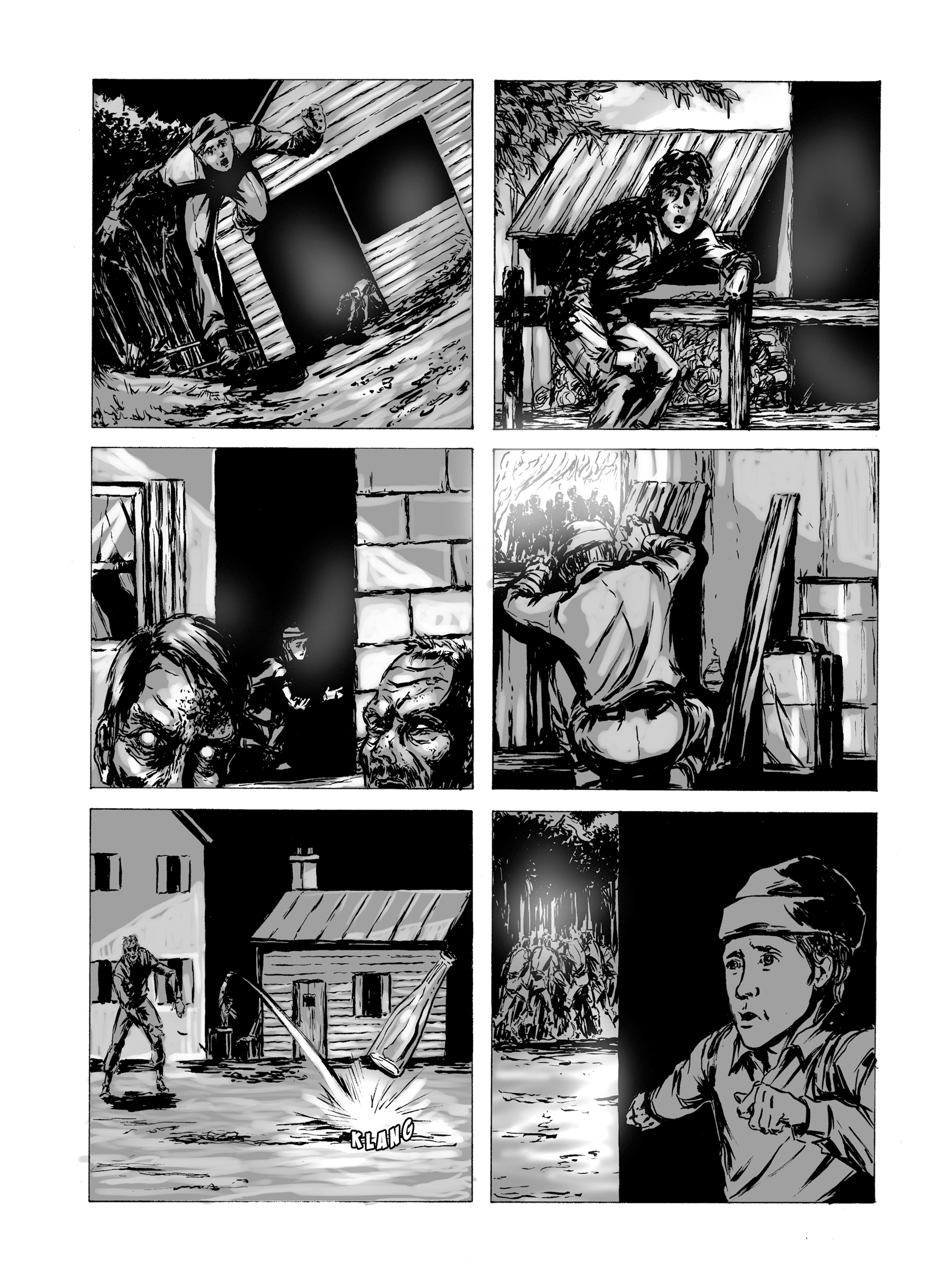 Read online FUBAR comic -  Issue #1 - 112