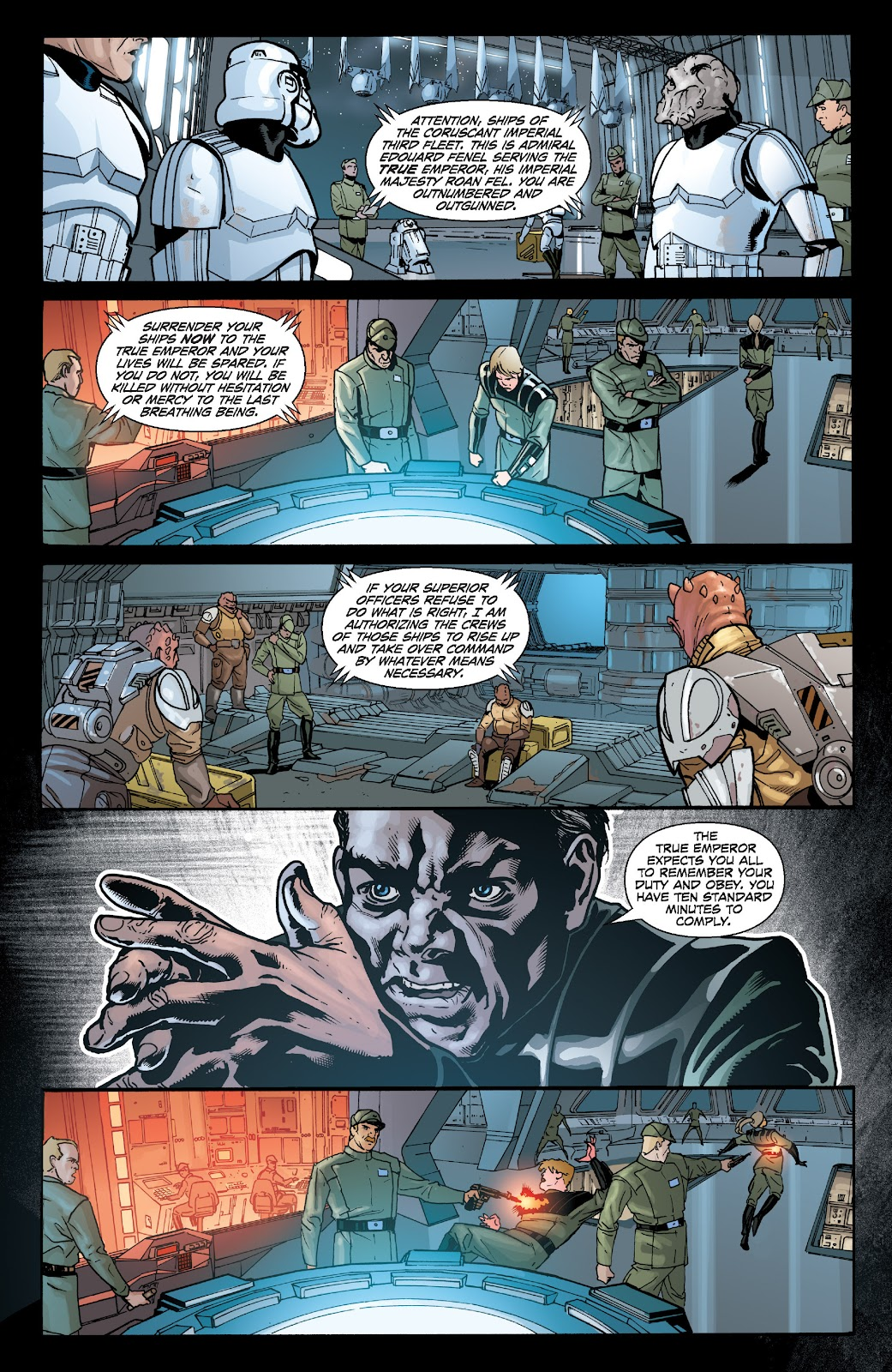 Read online Star Wars Legends: Legacy - Epic Collection comic -  Issue # TPB 2 (Part 4) - 98