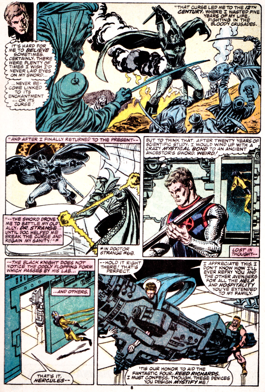 The Avengers (1963) 264 Page 8