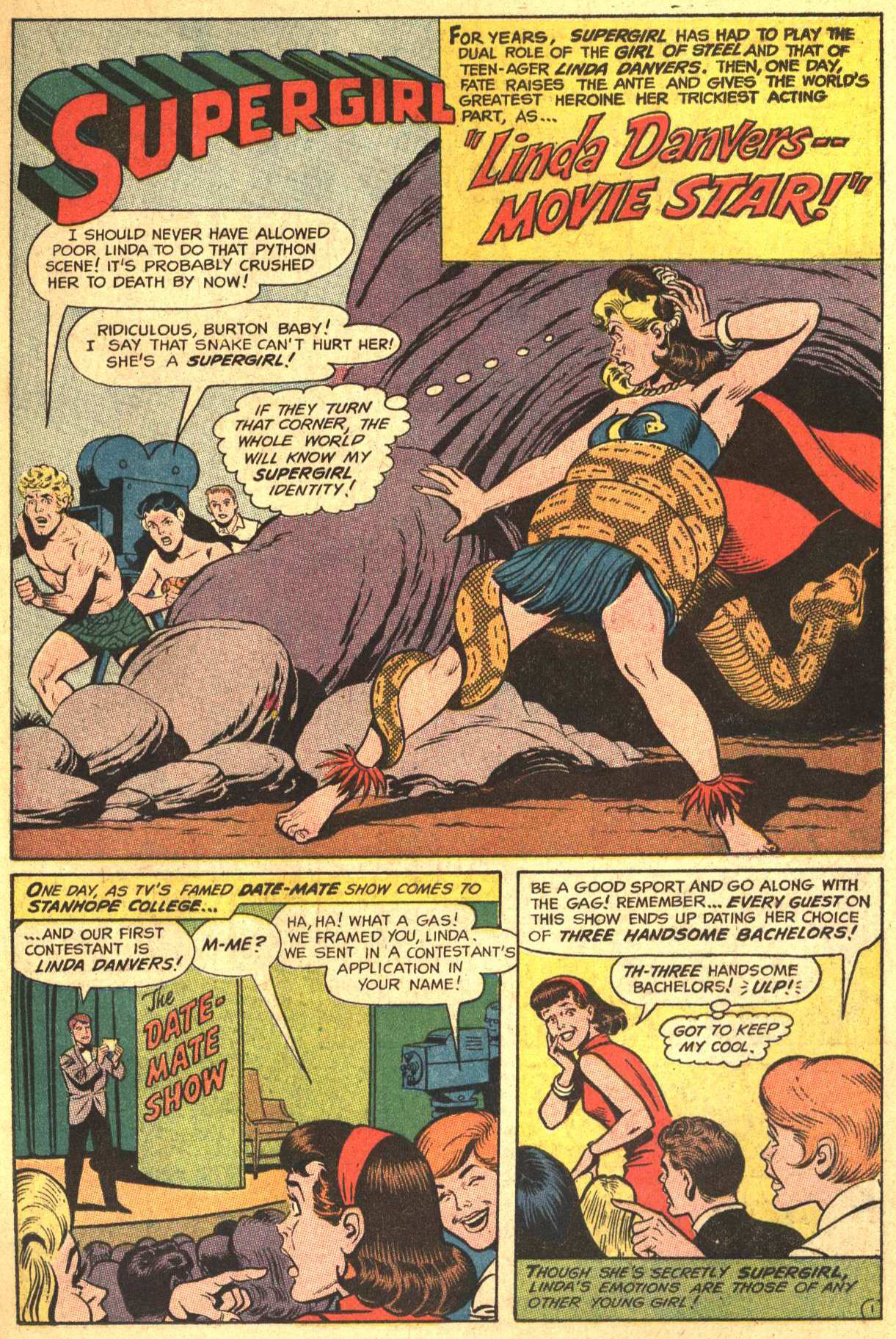 Read online Action Comics (1938) comic -  Issue #372 - 19