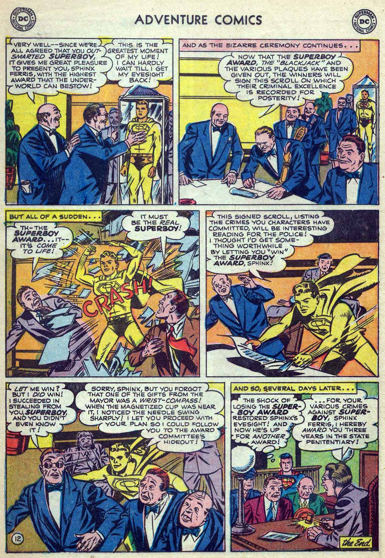 Read online Adventure Comics (1938) comic -  Issue #180 - 14