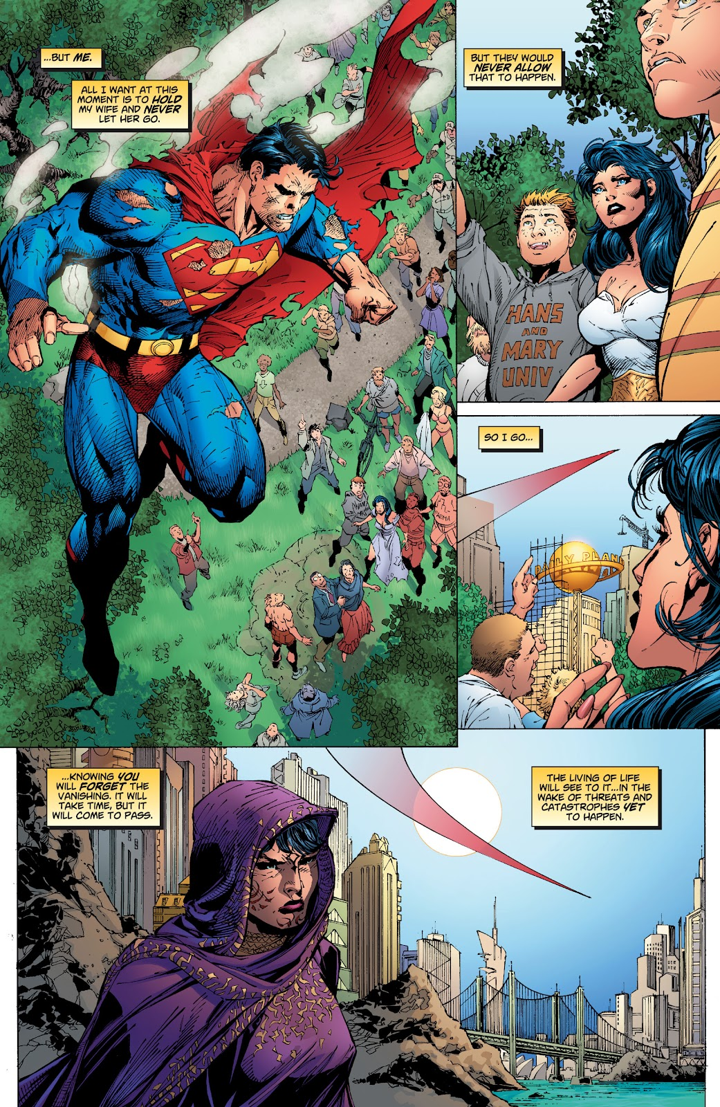 Read online Superman: For Tomorrow comic -  Issue # TPB (Part 3) - 101