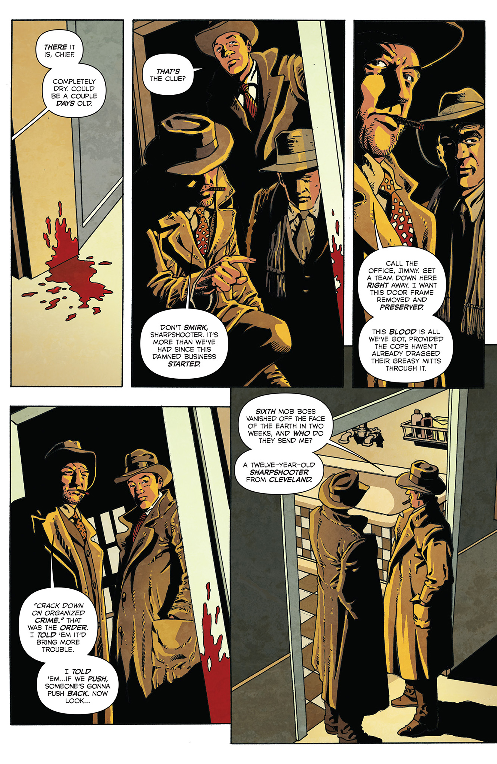 Read online Seduction of the Innocent (2015) comic -  Issue #1 - 8