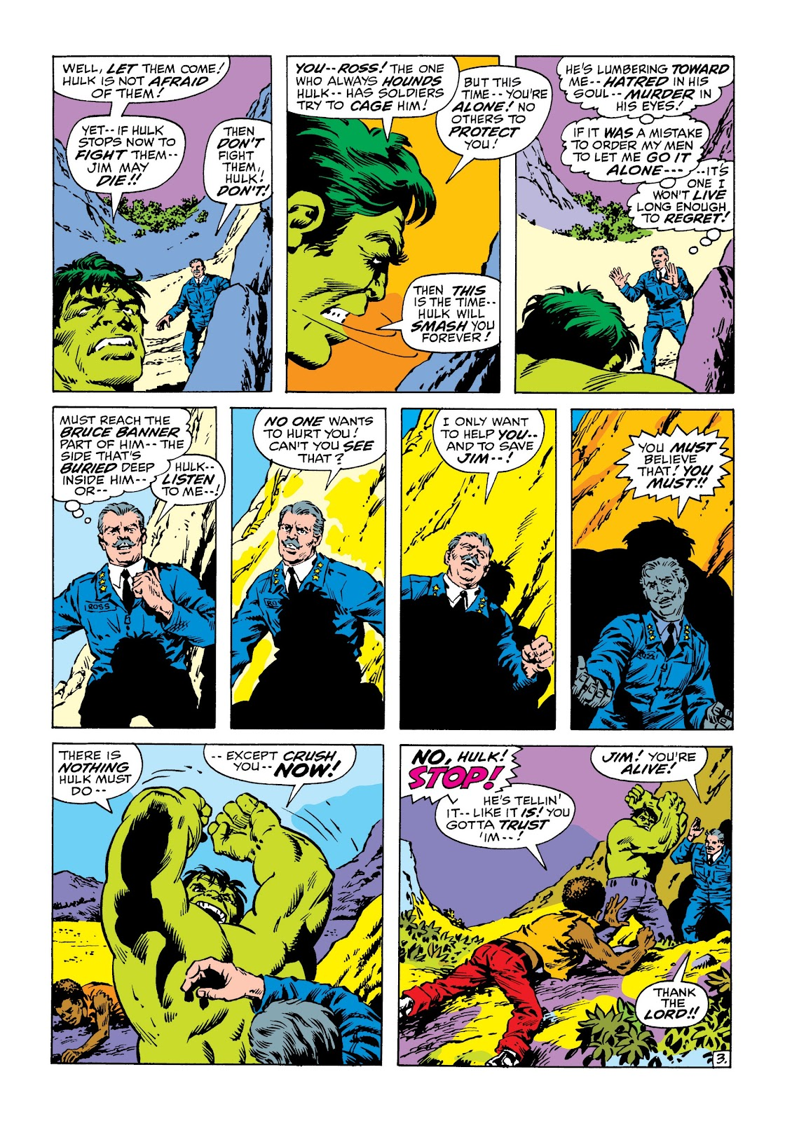 Read online Marvel Masterworks: The Incredible Hulk comic -  Issue # TPB 6 (Part 3) - 37
