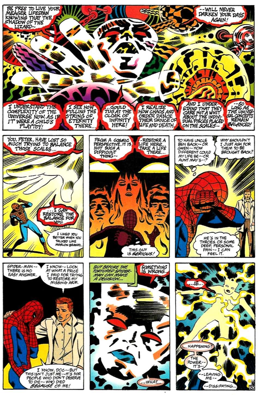 Read online Spider-Man: Lifeline comic -  Issue #3 - 20