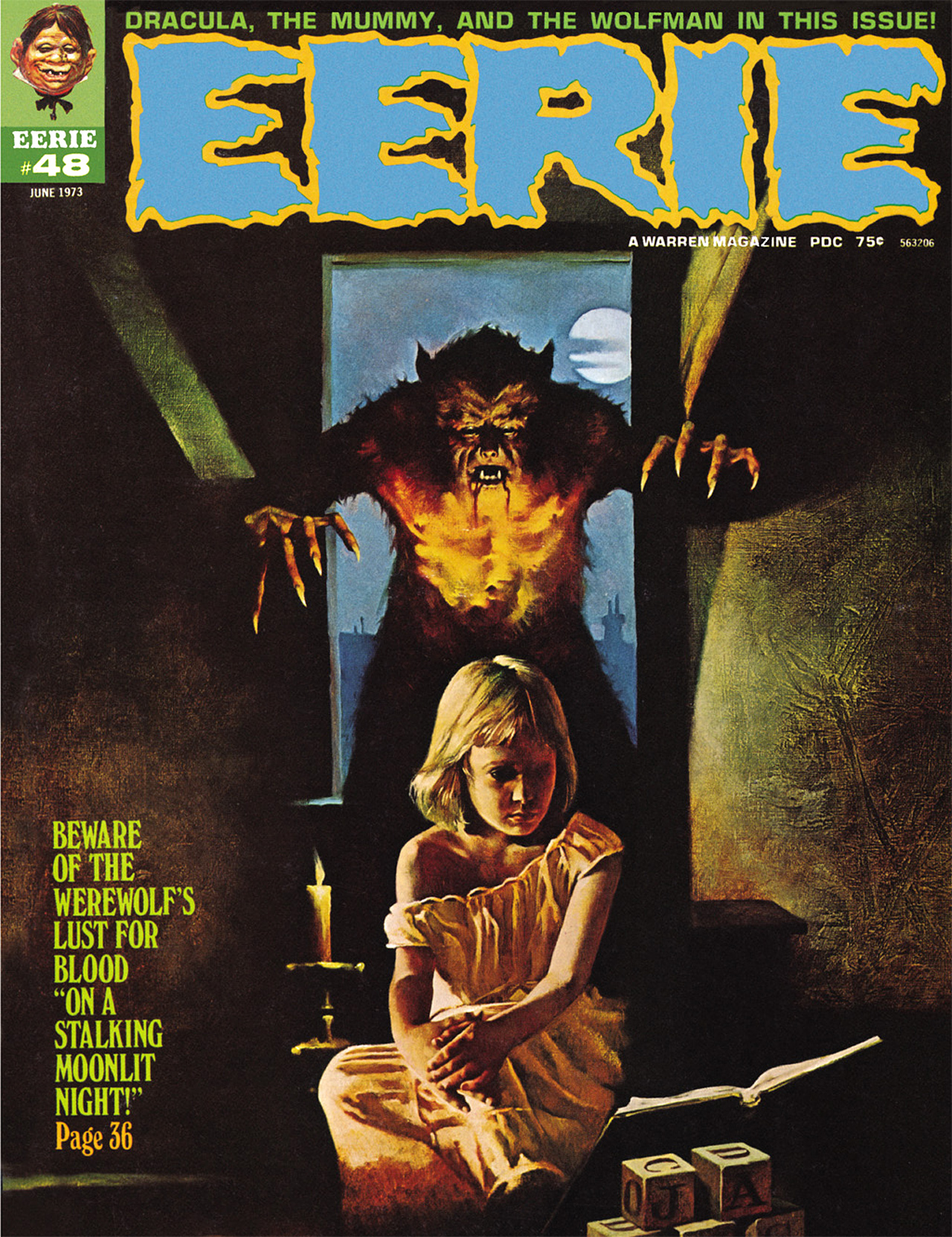 Read online Eerie Archives comic -  Issue # TPB 10 - 76