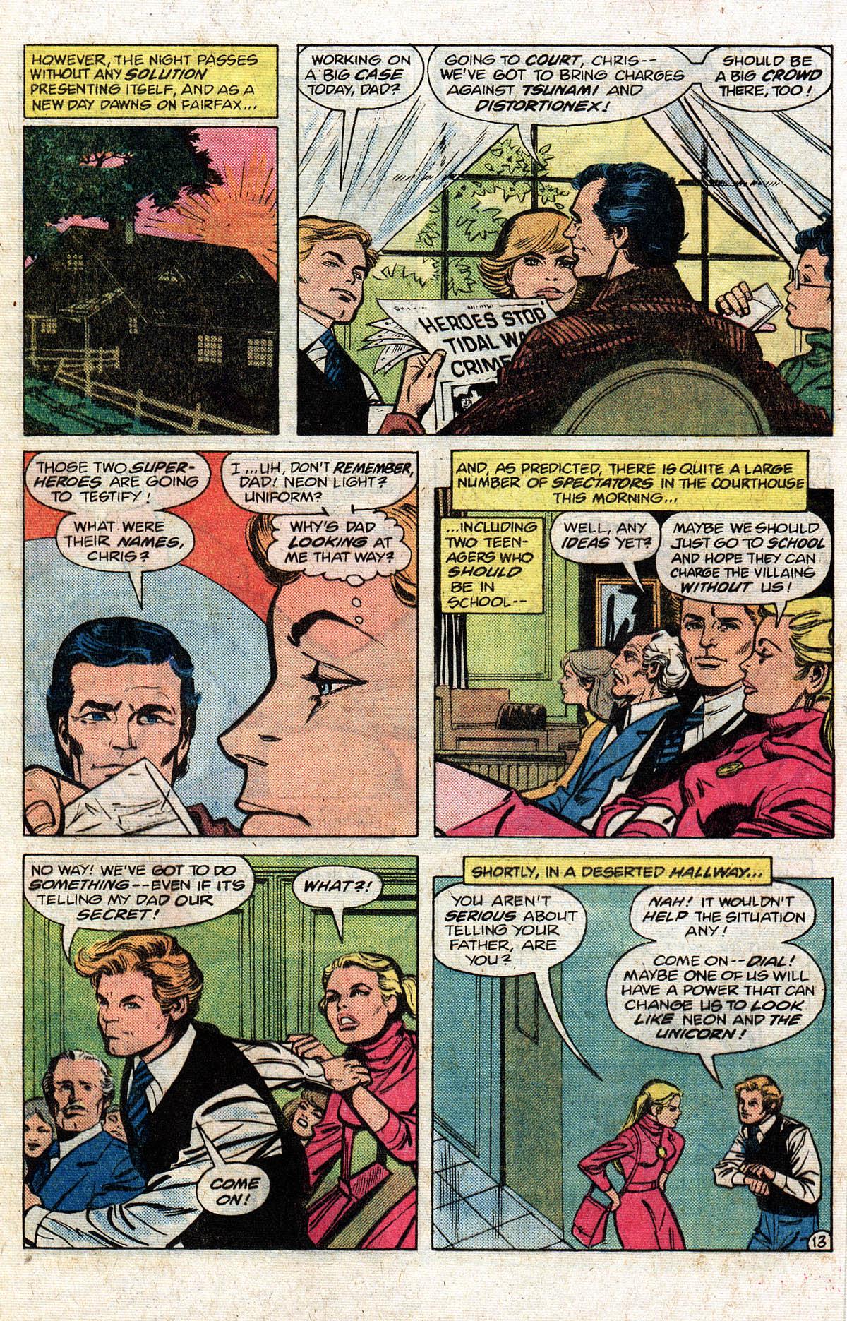 Read online Adventure Comics (1938) comic -  Issue #489 - 17