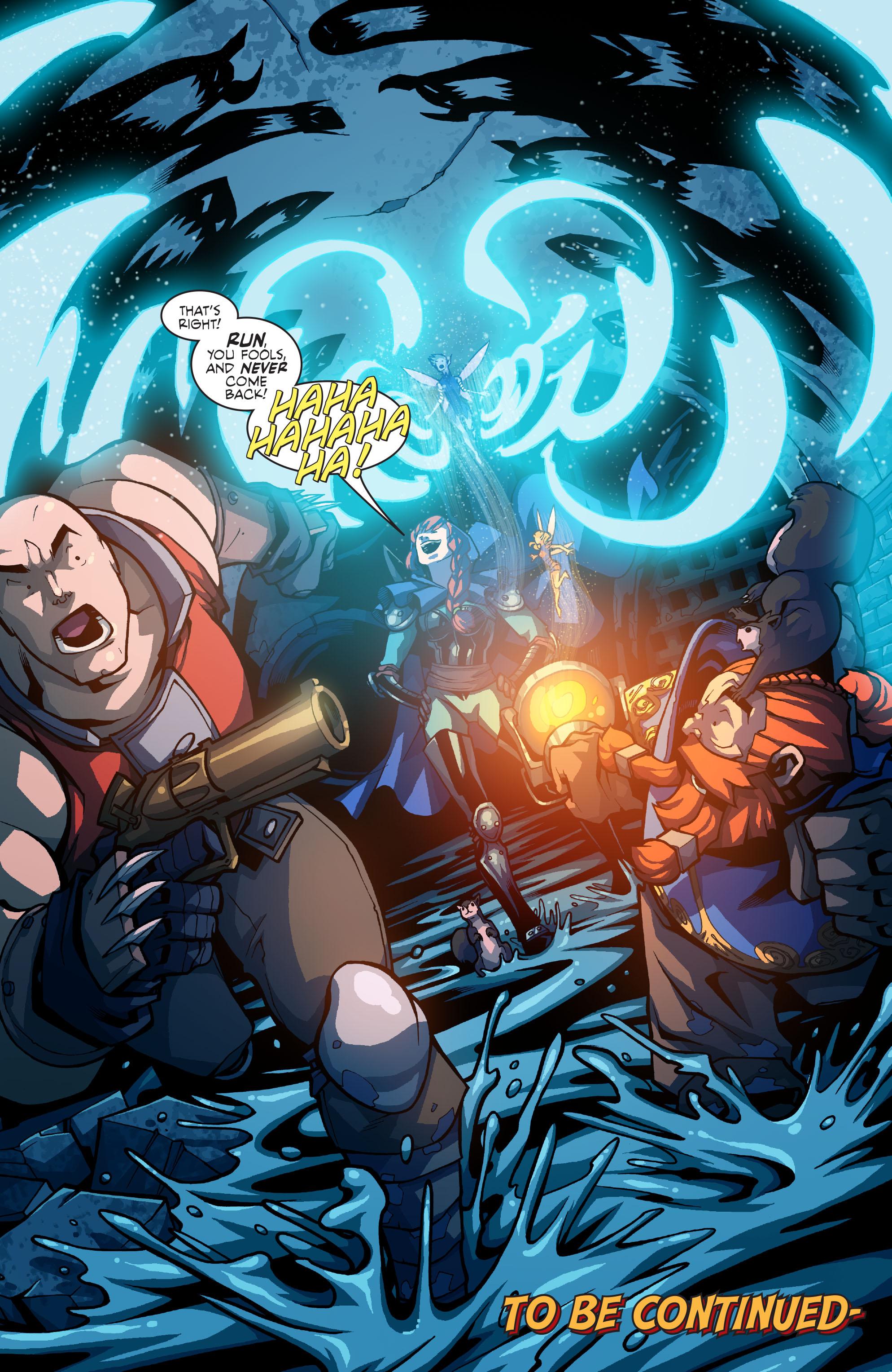 Read online Skullkickers comic -  Issue #9 - 22