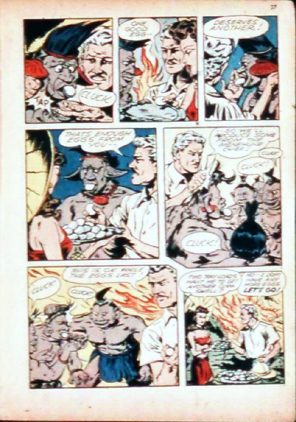 Read online Super-Magician Comics comic -  Issue #17 - 27